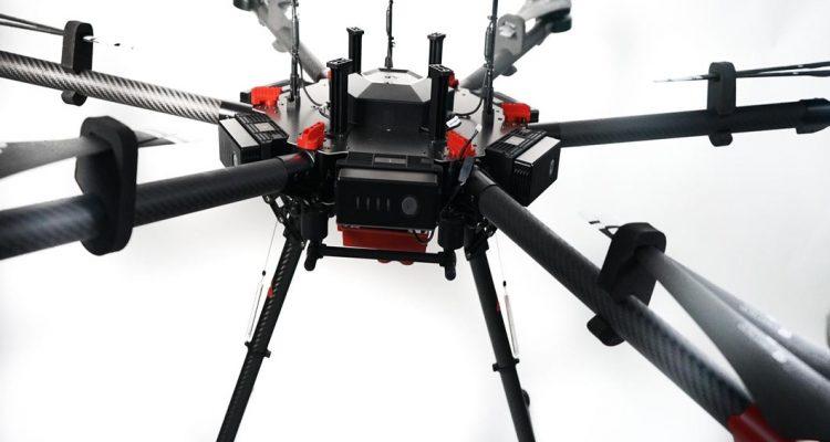 Drones com Câmara