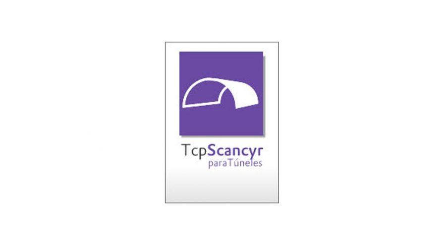 Video Secções de túneis a partir de nuvem 3D TCP Scancyr Aplitop