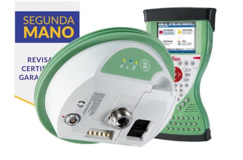 antena-leica-gps12-oulet-controladora-cs15