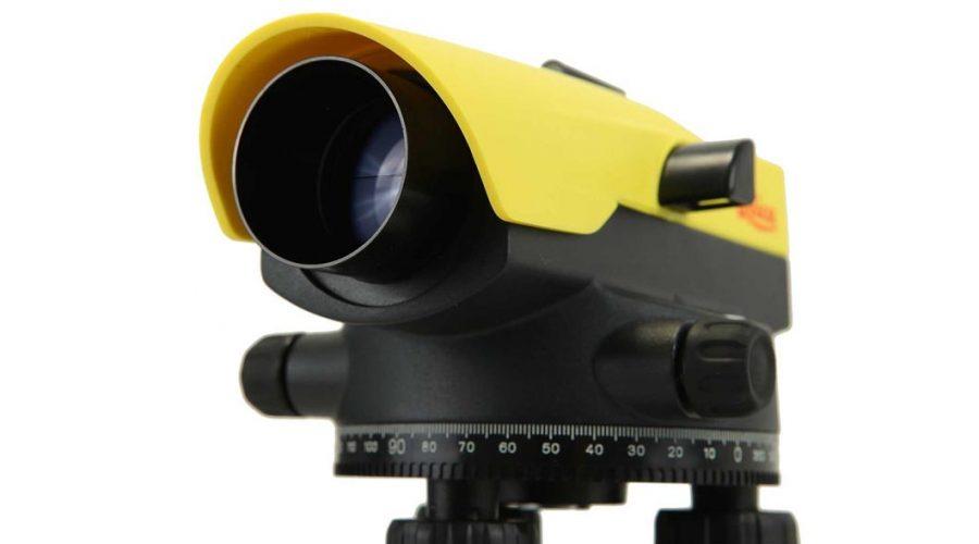 Video Níveis Automáticos Leica Série NA500