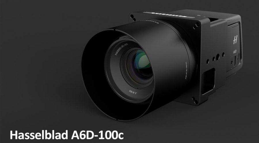 Video Câmara para drone Hasselblad A6D-100c