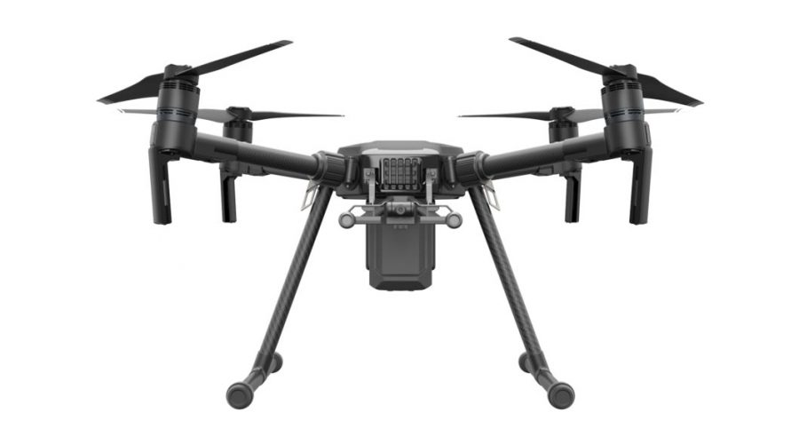 Video Dron DJI Serie MATRICE 200