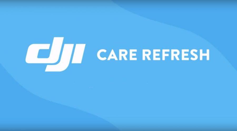 Video Seguro para drone DJI Care Refresh