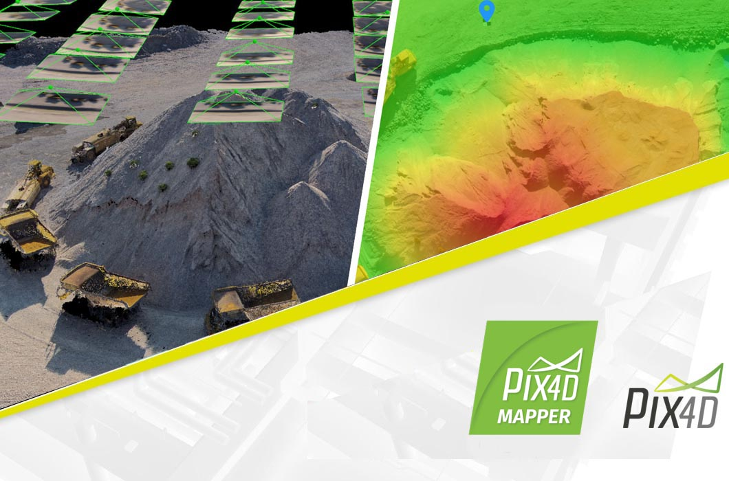 Software de processamento de imagens Pix4DMapper Pro | Grupo Acre