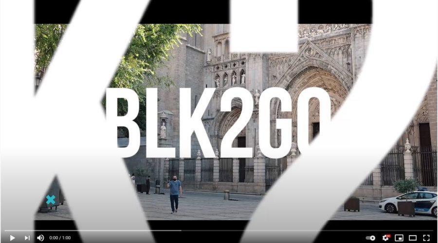 Video Scanner a laser Leica BLK2GO
