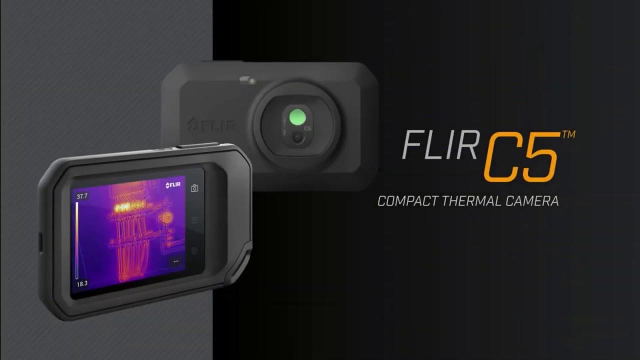 camara-termografica-flir-c5-FLIR