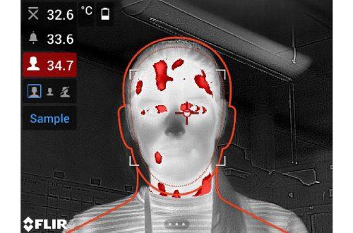 detecção_de_febre_camara_termografica