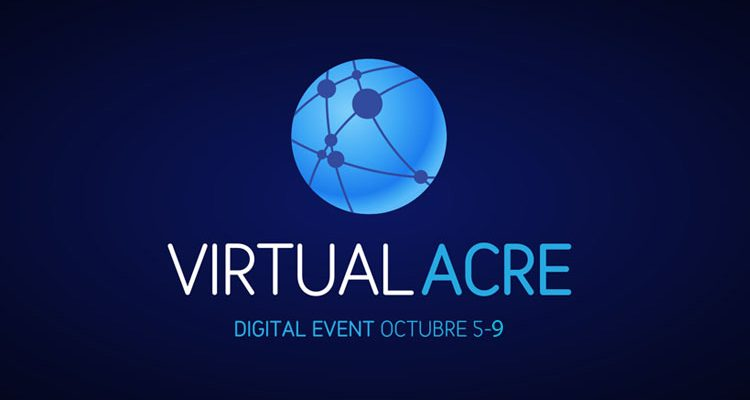 Virtual ACRE Digital Event Outubro 5-9